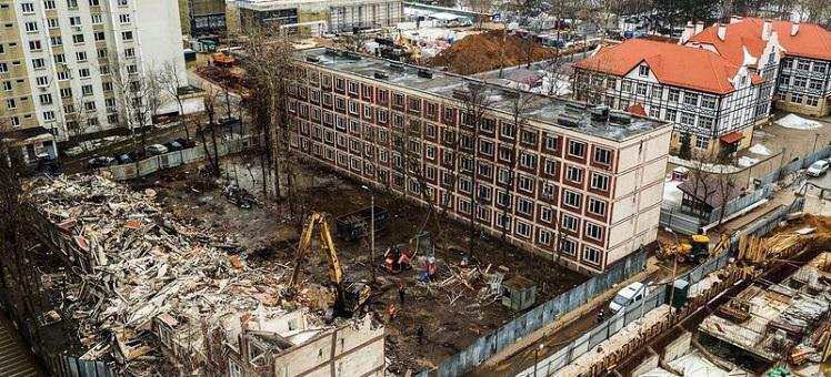 Готовится закон о всероссийской реновации понятный для застройщиков