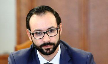 министр экономического развития Новосибирской области Лев Решетников