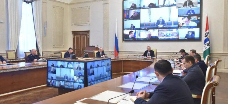 Новые законы для комплексной застройки разработают в Новосибирской области до апреля