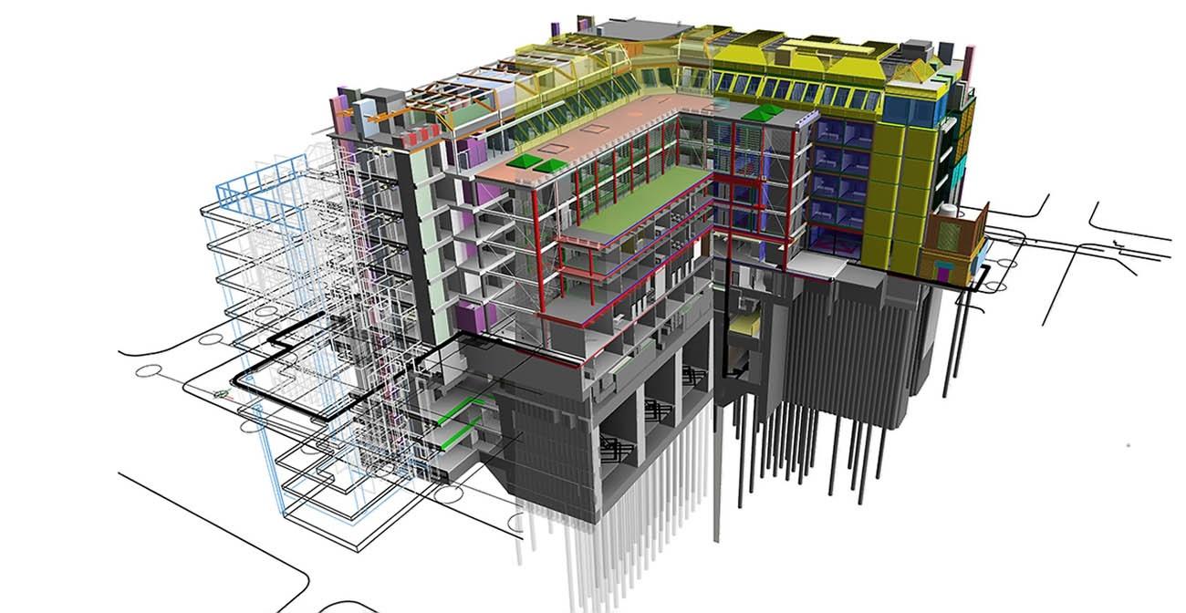 Разработаем 3D-модель объекта для реализации любого инвестиционно-строительного проекта с применением BIM технологий