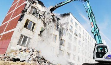 В рамках реновации можно будет сносить дома не признанные аварийными официально