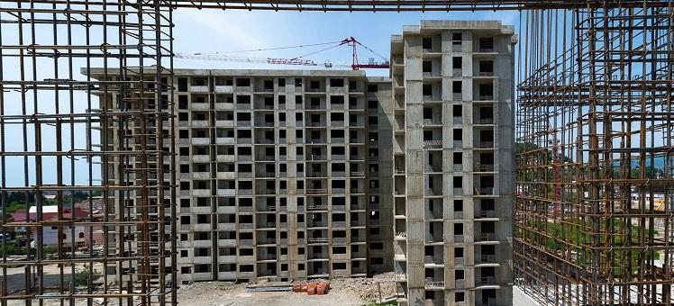 По итогам полугодия зафиксирован рекордный объем инвестиций в земельные участки под жилье