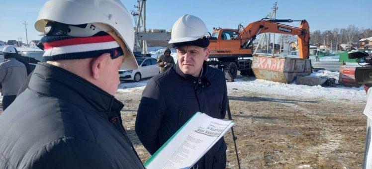 Глава региона перераспределил обязанности в строительном ведомстве