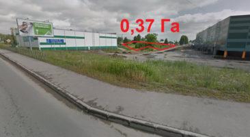 Земельный участок 0,37 Га Мочищенское шоссе Заельцовский район
