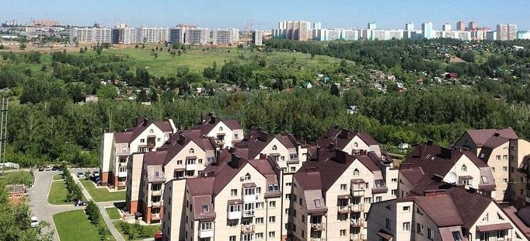 Определены критерии домов для включения в комплексное развитие территорий