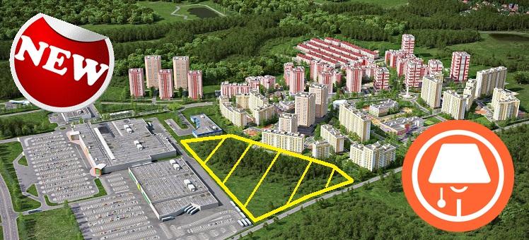 Новинки недели - земельные участки под капитальное строительство в Новосибирске