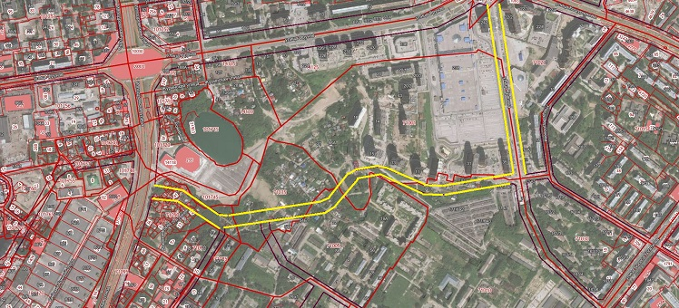 Власти планируют изъятие 89 земельных участков для двух новых автомобильных дорог