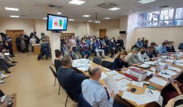 25 октября состоялась комиссия по изменению Правил землепользования и застройки