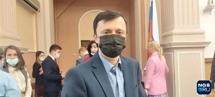 Алексей Драбкин - новый начальник главного управления архитектуры и градостроительства мэрии